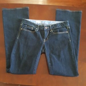 Gap 1969 Jeans Curvy Boot Size 28/6r